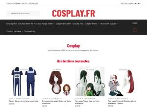 Boutique des meilleurs cosplays de déguisement