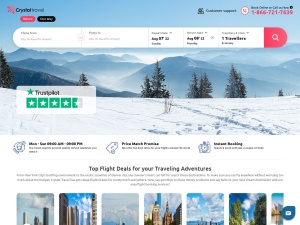 Crystal Travel US Coupons