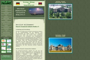 Screenshot of daiberlin.de
