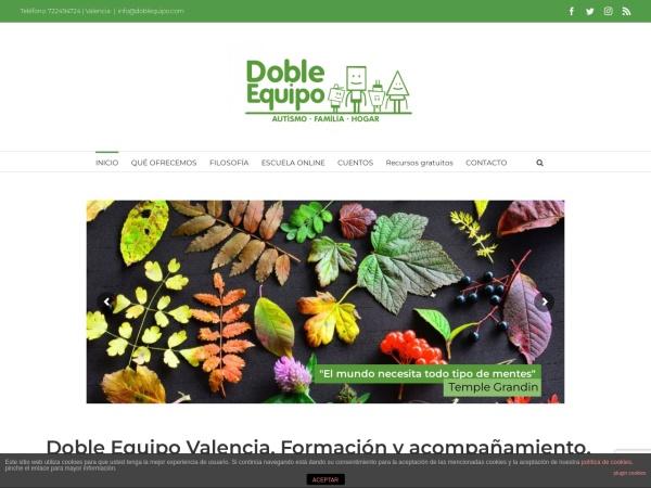 http://dobleequipovalencia.com