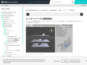 http://docs-jp.unity3d.com/Documentation/Components/LayerBasedCollision.html