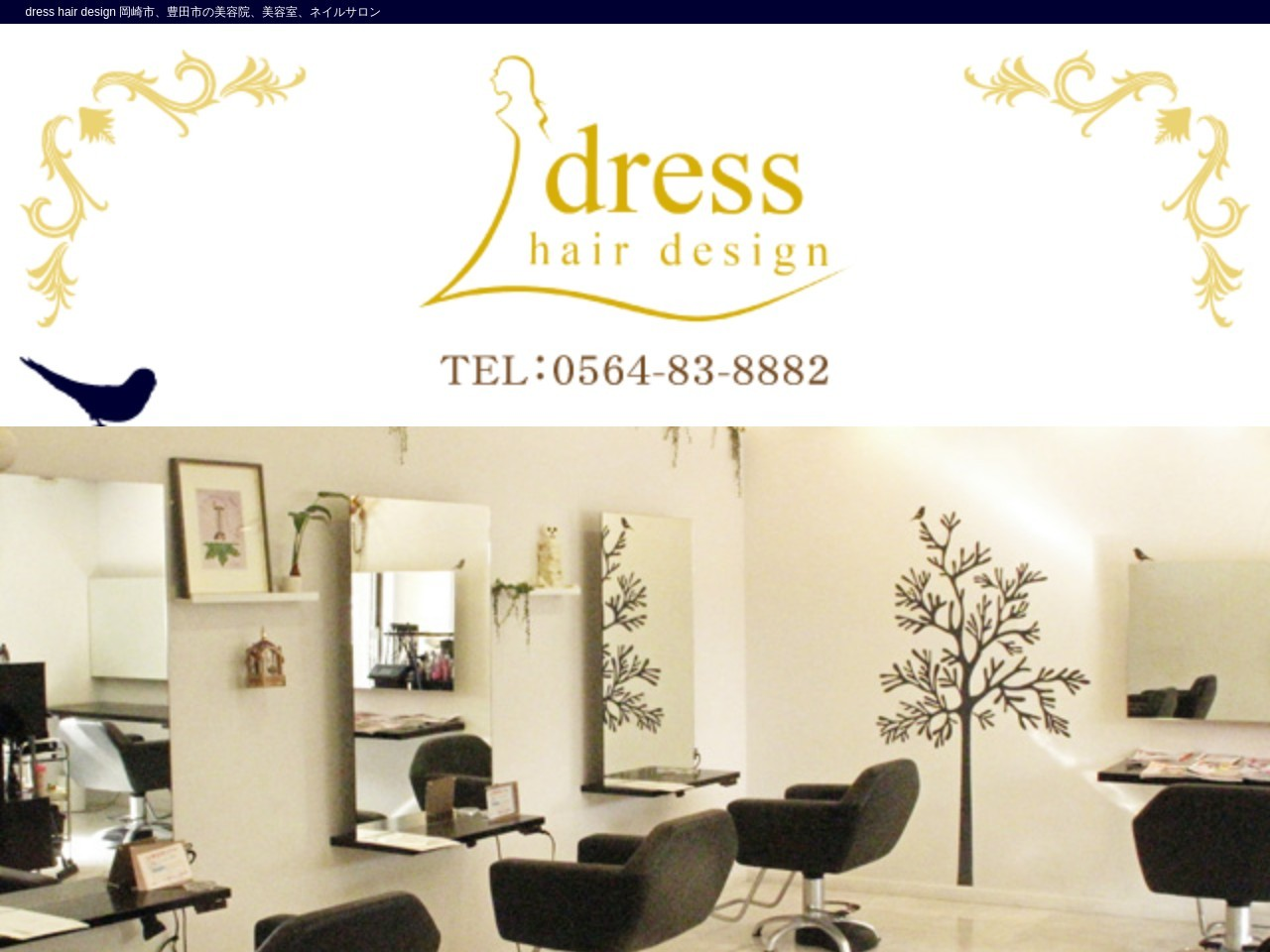 dress hair design