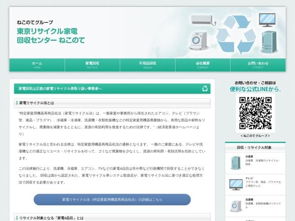Screenshot of econyan.com