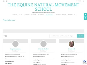 http://equinenaturalmovement.com/practitioners/