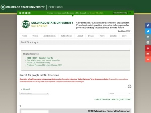 http://extension.colostate.edu/staff-directory/