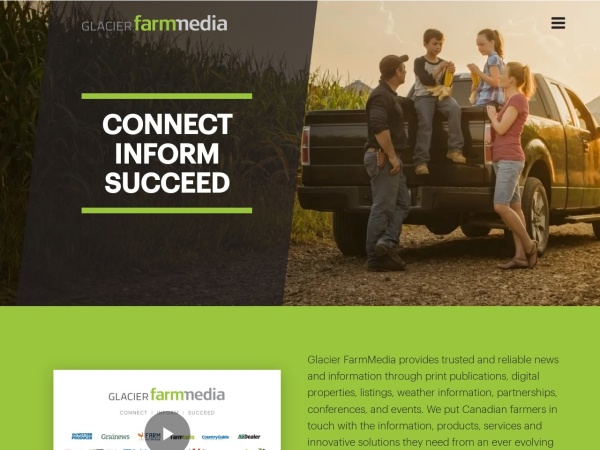 Screenshot of farmmedia.com