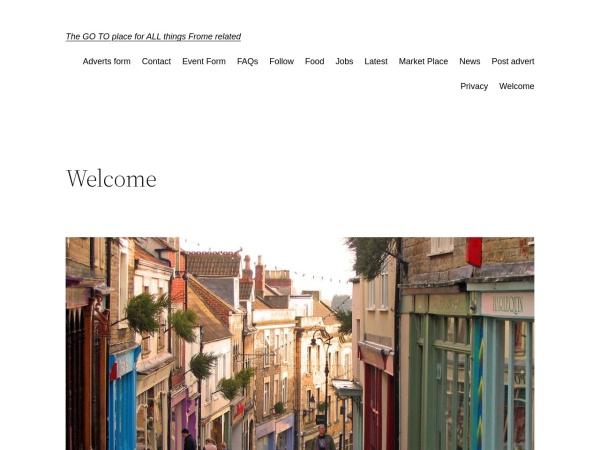 Screenshot of feelglee.co.uk