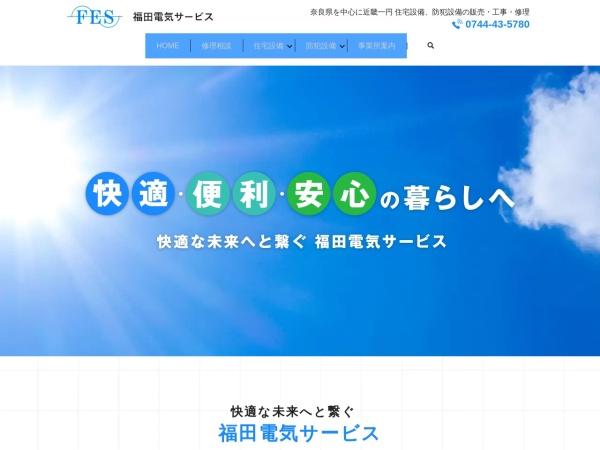 Screenshot of fes-dk.com