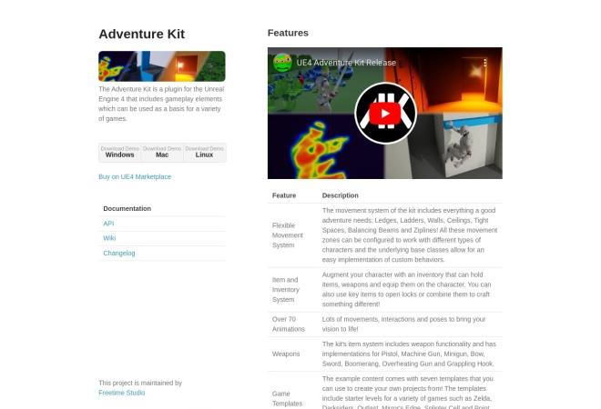 http://freetimestudio.github.io/Adventure-Kit/