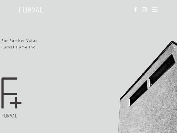 Screenshot of furval.co.jp