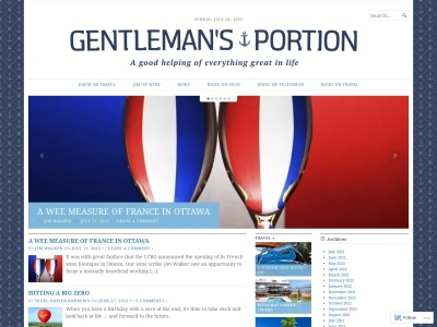 Gentlemans Portion Screenshot