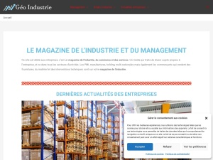 Magazine management industrie et services