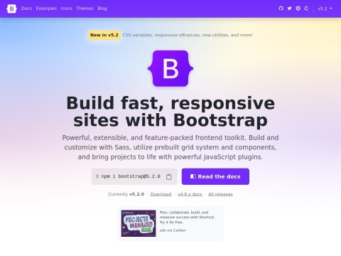 http://getbootstrap.com/