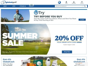 globalgolf.com Coupons