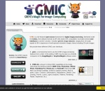 Screenshot of gmic.eu