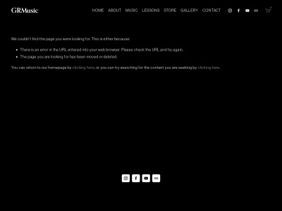 Grant Richards Music