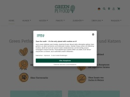 green-petfood.de Erfahrungen (green-petfood.de seriös?)