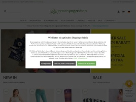 GreenYogaShop Erfahrungen