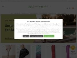 GreenYogaShop Erfahrungen (GreenYogaShop seriös?)