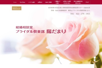 Screenshot of hidamali.com