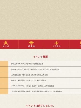 Screenshot of iga-e.com