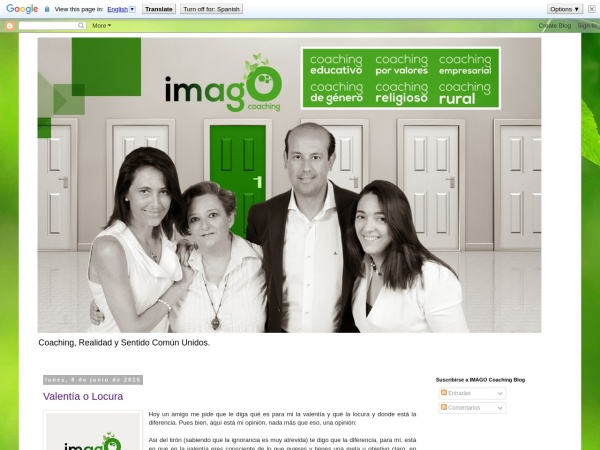 http://imagocoaching.blogspot.com