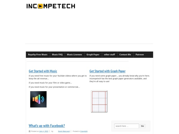 http://incompetech.com/wordpress/