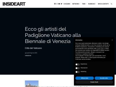 http://insideart.eu/2015/04/09/ecco-gli-artisti-del-padiglione-vaticano-alla-biennale-di-venezia/