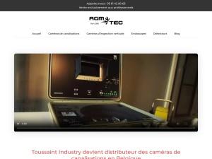 Riool inspectie camera de canalisations
