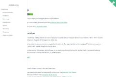 Screenshot of instafeedjs.com