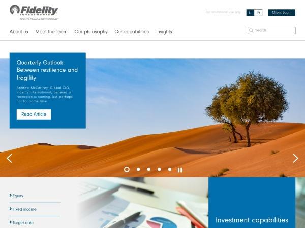 http://institutional.fidelity.ca