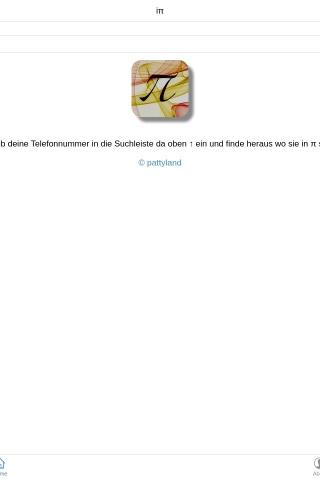 Screenshot von ipi.pattyland.de