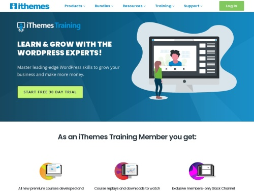 http://ithemes.com/training/