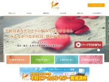 Screenshot of j-fine.jp
