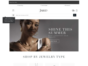 Jared The Galleria of Jewelry Coupons