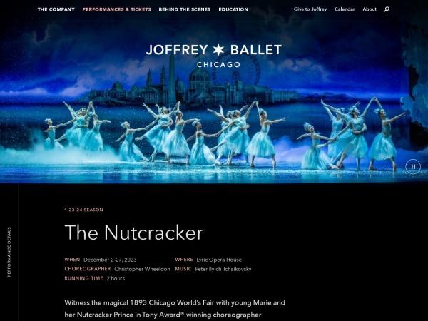http://joffrey.org/nutcracker
