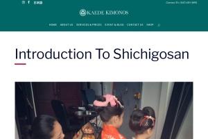 Screenshot of kaedenyc.com