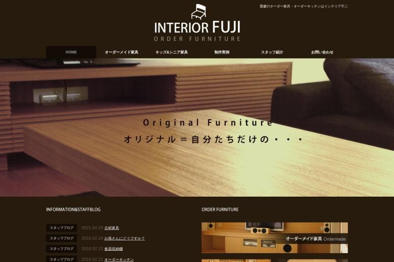 Screenshot of kagu-fuji.com