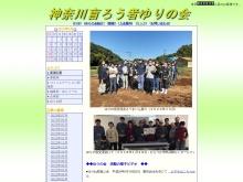 Screenshot of kanagawa-db-yurinokai.com