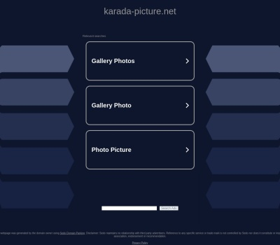 Screenshot of karada-picture.net