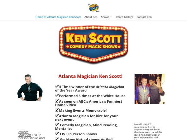 http://kenscottmagic.com