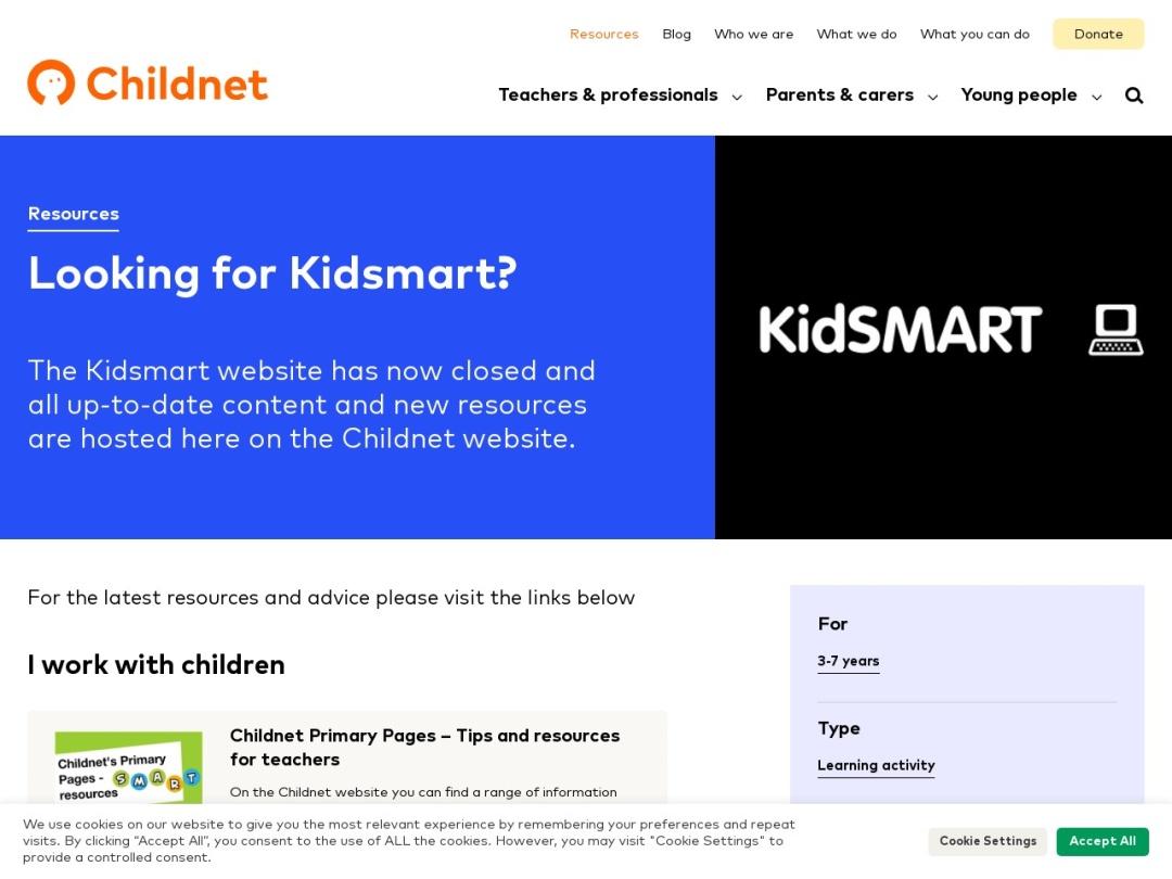 http://kidsmart.org.uk/