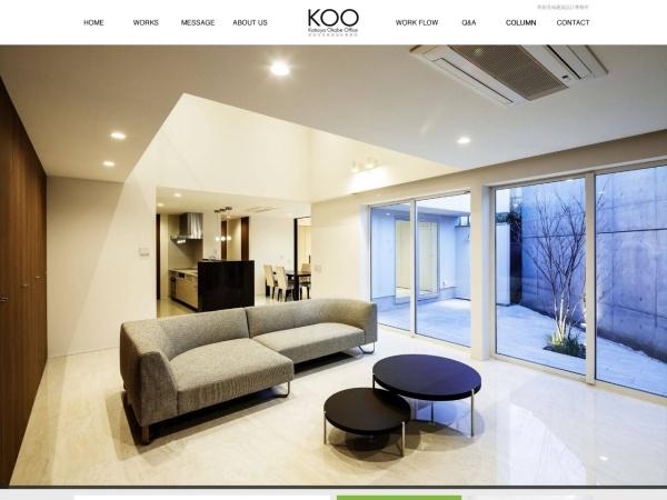 Screenshot of koo.co.jp