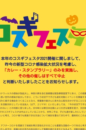Screenshot of kosugifesta.com