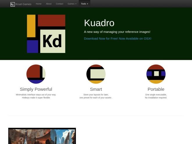 http://kruelgames.com/tools/kuadro/