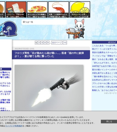 Screenshot of labaq.com