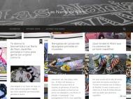 Singl WordPress Theme example