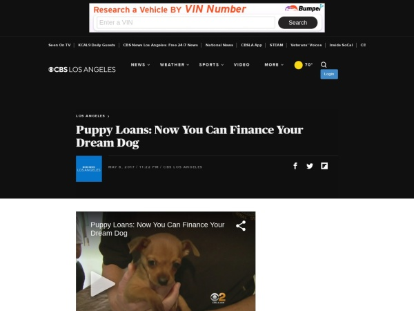 http://losangeles.cbslocal.com/2017/05/08/puppy-loans-finance-your-pet/