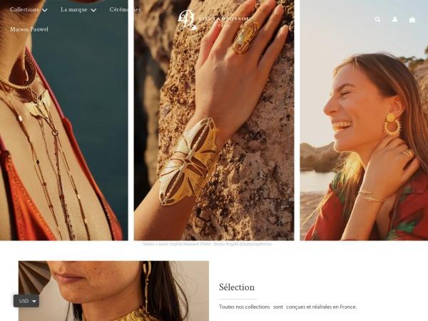 Screenshot of lottadjossou.com