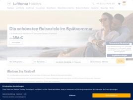 Lufthansa Holidays Erfahrungen (Lufthansa Holidays seriös?)
